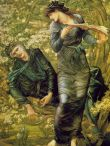 Image: The Beguiling of Merlin by Edward Burne-Jones