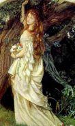 Image: Ophelia by Arthur Hughes