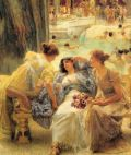 Image: The Baths at Caracalla by Sir Lawrence Alma_Tadema