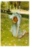 Image: Flora by Lawrence Alma-Tadema