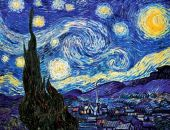 Image: Starry Night by Vincent Van Gogh