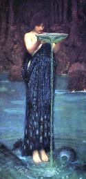 Image: Circe Invidiosa by John William Waterhouse