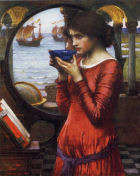 Image: Destiny by John William Waterhouse