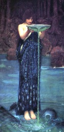 Image: Circe Invidiosa by John William Waterhouse