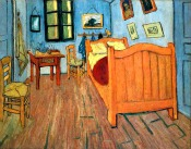 Image: The Bedroom by Vincent Van Gogh